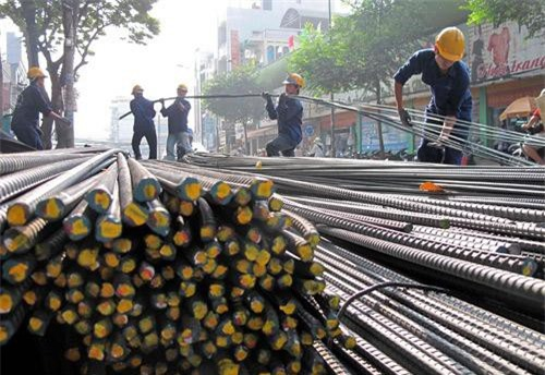 Việt Nam chi hơn 5,84 tỷ USD nhập khẩu thép, gần 60% từ Trung Quốc