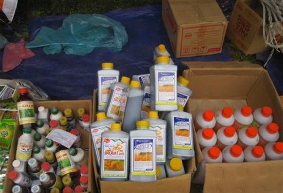 Việt Nam chi hơn 500 triệu USD mua phân bón, thuốc trừ sâu Trung Quốc