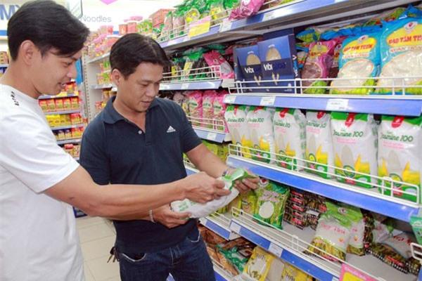 Thị trường Việt Nam có thêm sản phẩm gạo đạt chuẩn VietGap