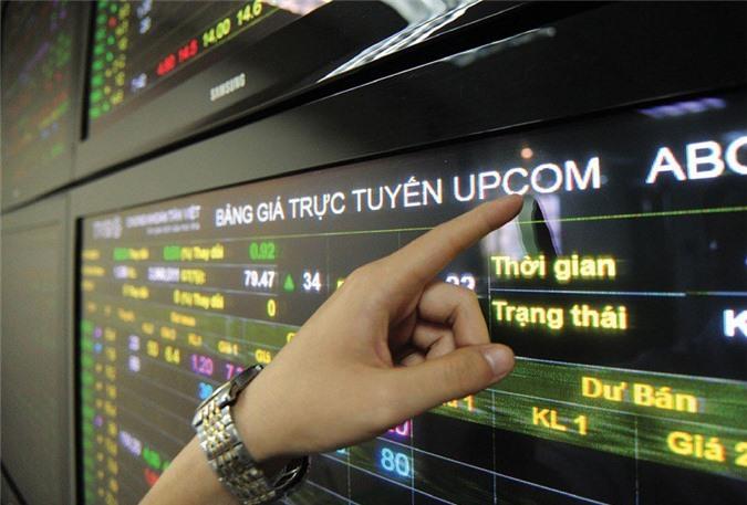 Việc chấp thuận giao dịch đối với cổ phiếu chuyển từ niêm yết sang UPCoM cũng có thay đổi
