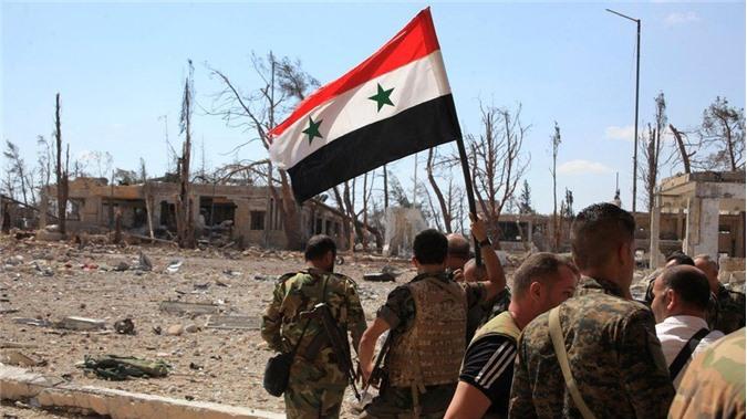 Nga: Quân đội Syria giải phóng Aleppo khỏi IS