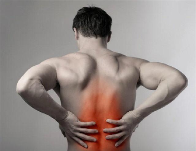 Kết quả hình ảnh cho đau xuyên lưng