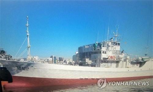 Bắt 2 thuyền viên Việt Nam sát hại thuyền trưởng và và kỹ sư trưởng Hàn Quốc
