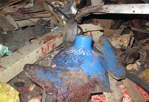 TX La Gi - Bình oxy bất ngờ phát nổ như bom, chủ nhà nguy kịch