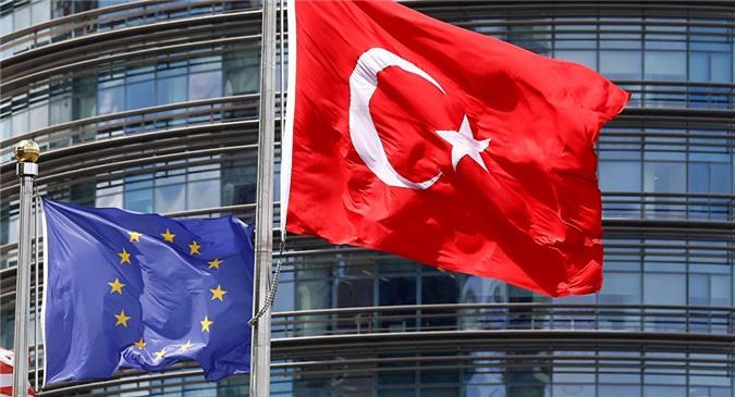 Nghị viện châu Âu chặn cửa vào EU của Thổ Nhĩ Kỳ.