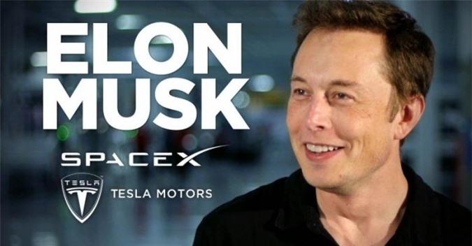 Tỷ phú Elon Musk là CEO của hãng xe điện Tesla và công ty SpaceX nổi tiếng. Ảnh: Getty.