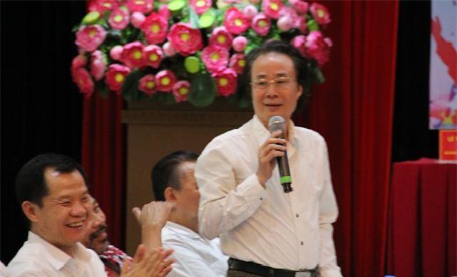 NSƯT Phan Muôn - Trưởng đoàn ca nhạc, Đài tiếng nói Việt Nam,
