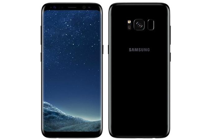 9. Samsung Galaxy S8 Plus (dung lượng pin: 3.500 mAh, thời gian sạc đầy: 99 phút).