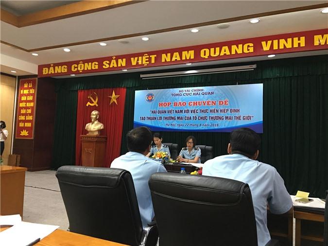 Chi 22 triệu USD thực hiện Hiệp định Tạo thuận lợi thương mại.