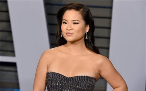 Kelly Marie Tran là phụ nữ châu Á đầu tiên tham gia loạt phim Star Wars.