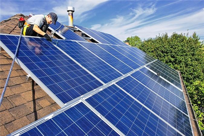 Tháo gỡ vướng mắc về chính sách để phát triển điện mặt trời. Ảnh minh họa