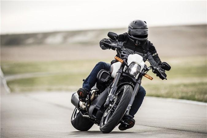 Harley-Davidson FXDR 114 2019 ra mat, nhanh nhat trong dong Softail hinh anh 7