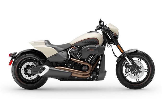 Harley-Davidson FXDR 114 2019 ra mat, nhanh nhat trong dong Softail hinh anh 8