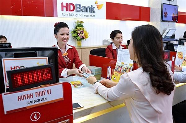 """Chương trình """"Sinh nhật vàng - ngàn lợi ích"""" của HDBank có nhiều ưu đãi dành cho khách hàng."""