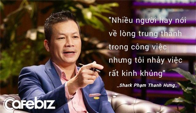 Tổng hợp những câu nói truyền cảm hứng của Shark Hưng: Đam mê có thể dẫn tới thành công nhưng phải có cơ sở - Ảnh 1.