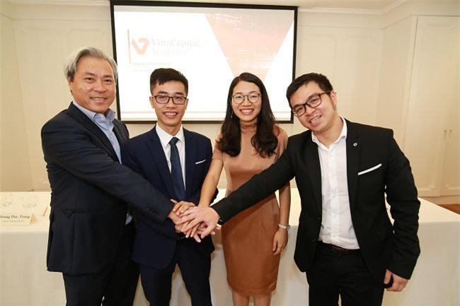 inaCapital lập quỹ đầu tư mạo hiểm 100 triệu USD,và cái bắt tay với các start-ups công nghệ trẻ.