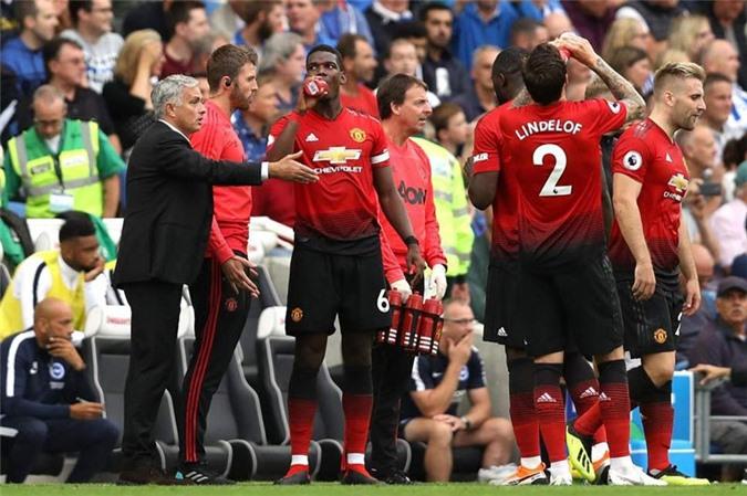"""Nhiều người dự đoán Jose Mourinho sẽ bị """"trảm"""" nếu M.U để thua Burnley."""