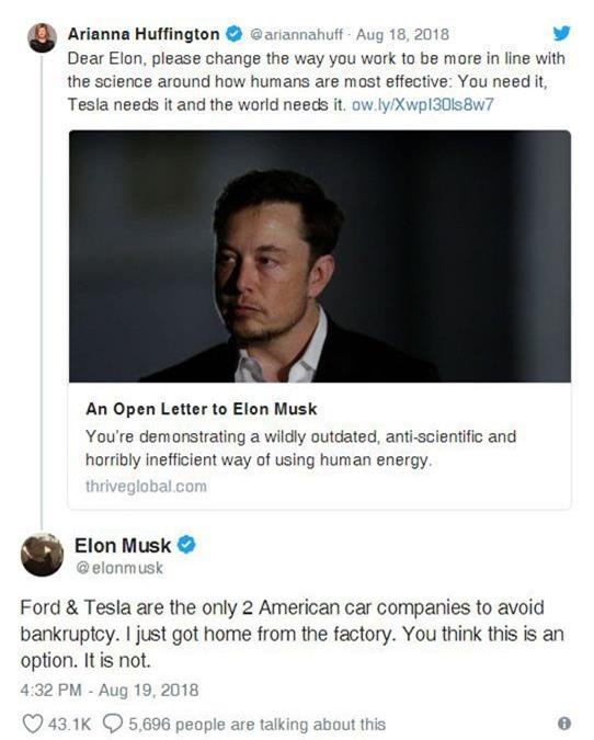 Câu hỏi dành cho Elon Musk: Sống để làm việc hay làm việc để sống? - Ảnh 2.