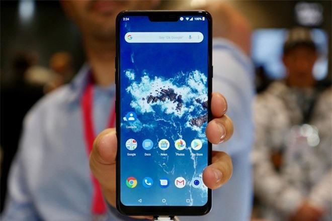 LG G7 One sẽ hoạt động dựa trên nền tảng Android One