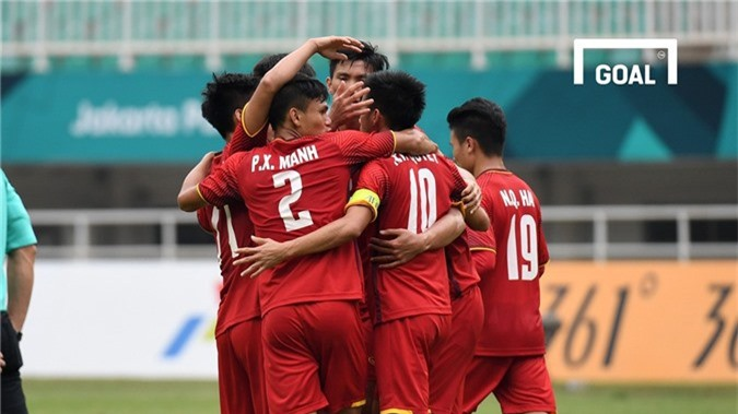 Olympic Việt Nam Olympic UAE Tranh hạng ba ASIAD 2018