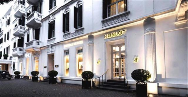 Hublot chính thức có mặt tại Việt Nam với Boutique đầu tiên ở khách sạn Metropole