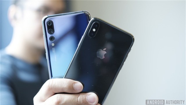 Huawei bán được nhiều smartphone hơn Apple trong quý II - Ảnh 1.