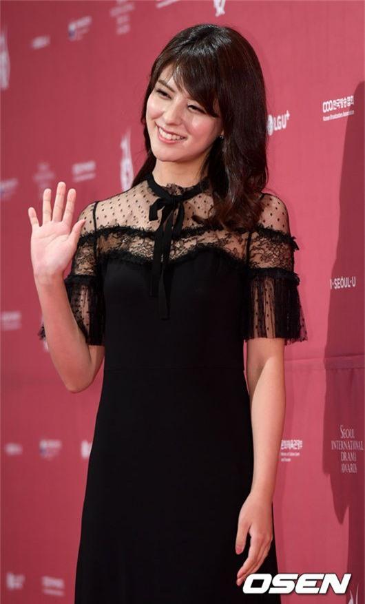 Diễn viên Mina Fujii.