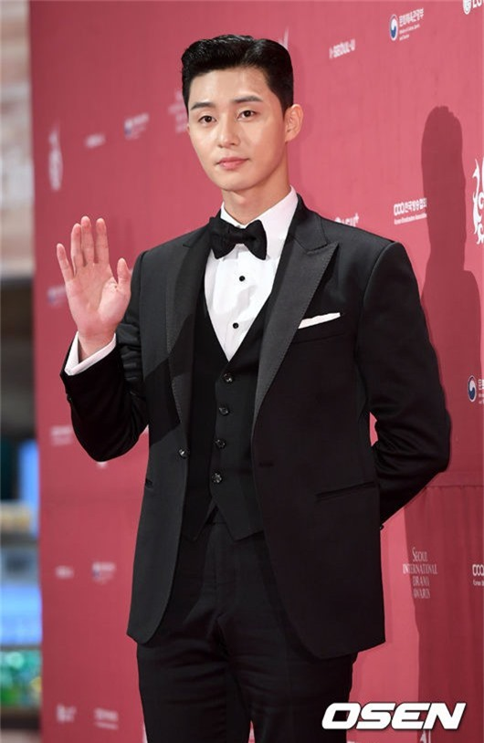 Tài tử Park Seo