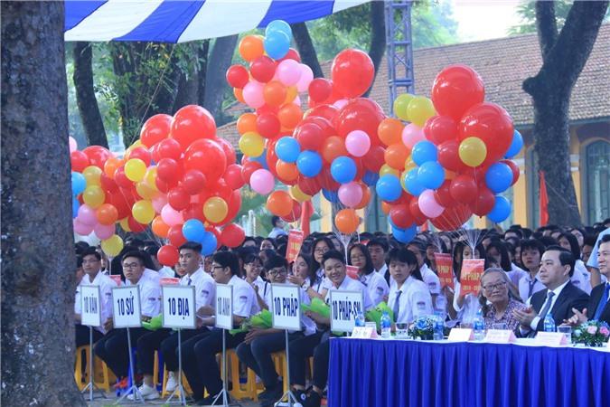 Năm học 2018 – 2019 là năm Kỷ niệm 110 năm ngày thành lập Trường Bưởi – Chu Văn An.