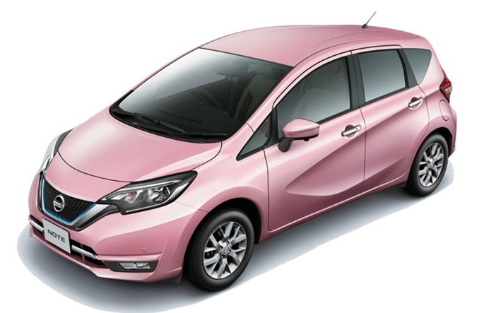 6. Nissan Note (doanh số: 80.707 chiếc).