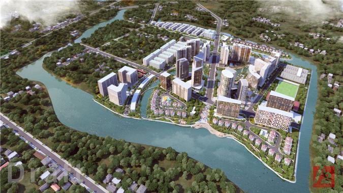 """Tập đoàn Nam Long có Dự án Waterpoint ở Long An thì Nam Long Real cũng mở bán dự án ở Long An để """"nhập nhằng"""" thương hiệu. Nhiều người dân ký hợp đồng mua bán xong mới biết không phải dự án của Tập đoàn Nam Long"""