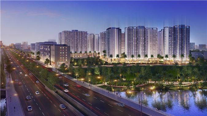 Tập đoàn Nam Long là một Doanh nghiệp kinh doanh bất động có thương hiệu lớn ở VN với các dự án Flora, Ehome, Mizuki Park, Akari City…