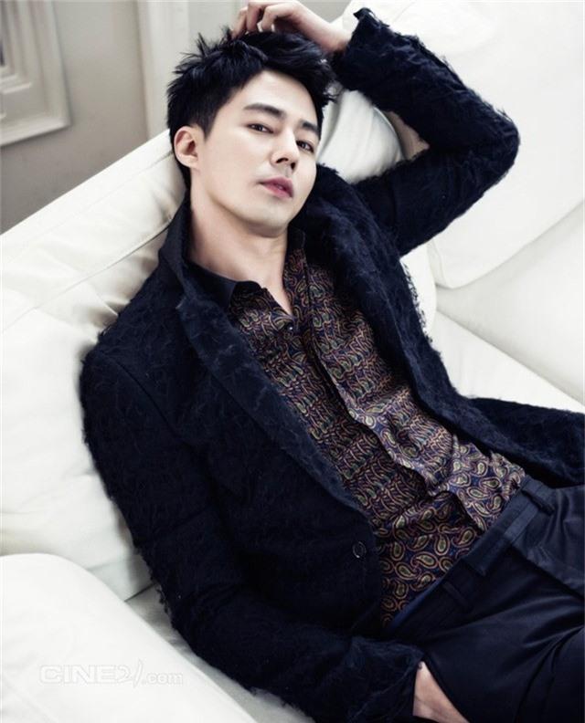 Jo In Sung chọn Park Bo Young là bạn diễn trong mơ - Ảnh 1.
