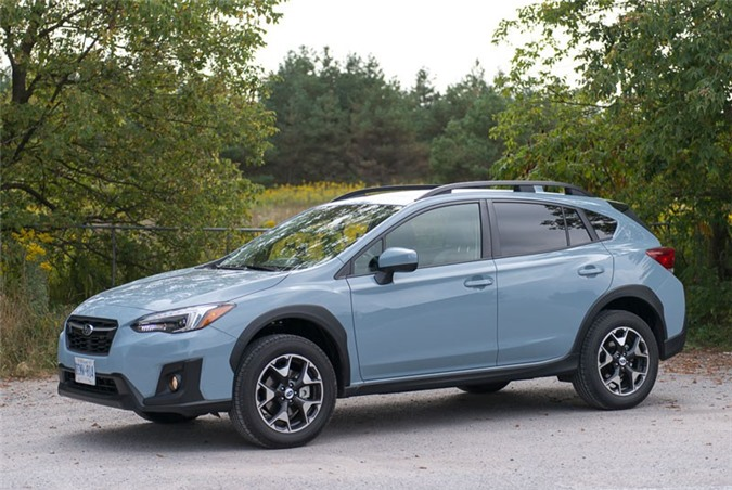 4. Subaru Crosstrek 2018.