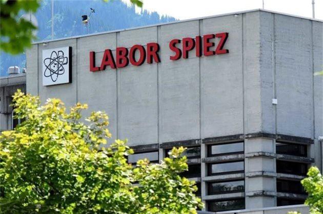 Phòng thí nghiệm Spiez tại Thụy Sĩ (Ảnh: Labor Spiez)