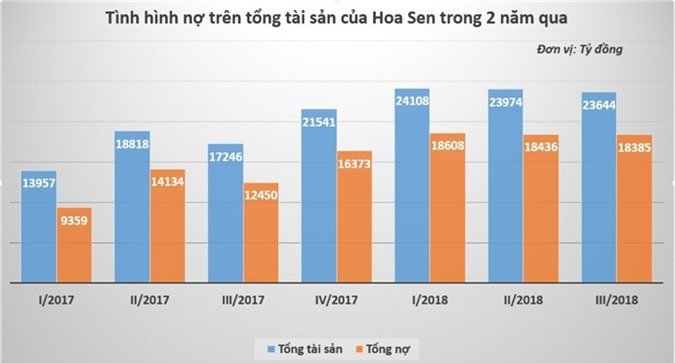 Vi sao Ton Hoa Sen co doanh thu ky luc nhung loi nhuan cham day? hinh anh 3