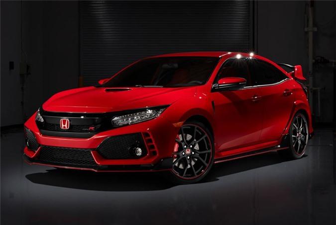 1. Honda Civic Type R 2018.
