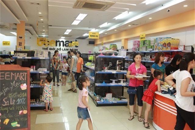 Từ một cửa hàng nhỏ lẻ, Beemart đã vượt lên để trở thành một chuỗi bán lẻ offline, online với mức doanh thu khủng.