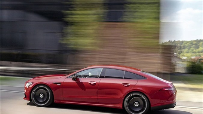 Mercedes-AMG GT 43 coupe 4 cua 2019 ra mat hinh anh 8