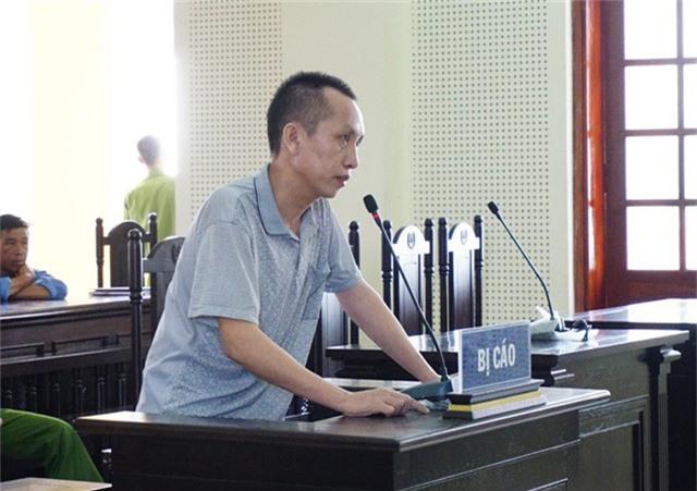 Thò Pạ Sáu tại phiên tòa