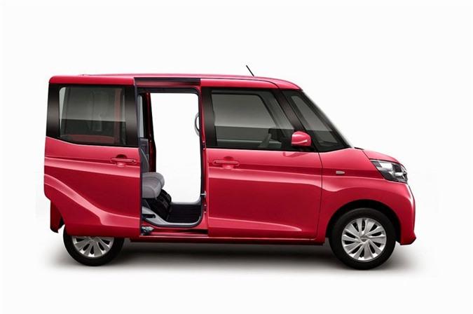 4. Nissan Dayz (doanh số: 93.477 chiếc).