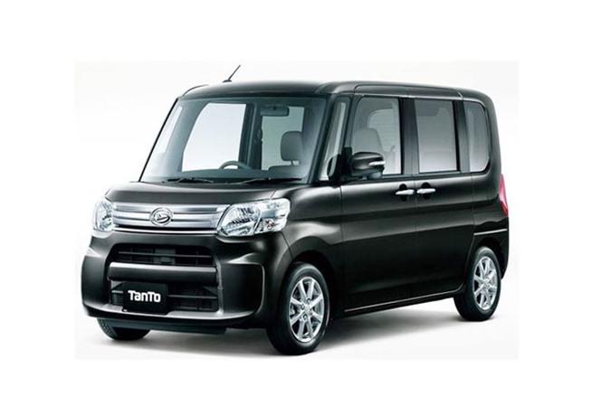 6. Daihatsu Tanto (doanh số: 92.234 chiếc).