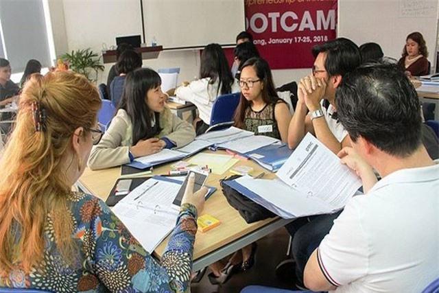 Cơ hội lớn cho các Startup Việt thu hút NĐT quốc tế nếu thành thạo tiếng Anh.