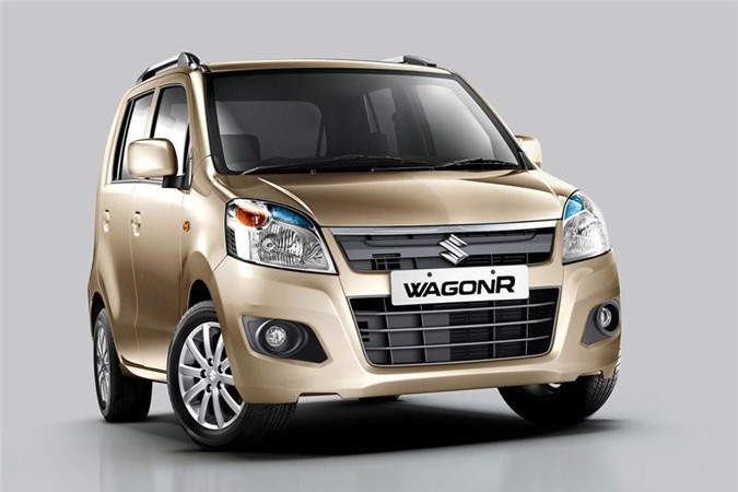 9. Suzuki WagonR (doanh số: 77.538 chiếc).