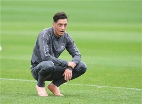 Cực nóng Mesut Ozil rời Arsenal vào tháng 1 năm 2019 hình ảnh