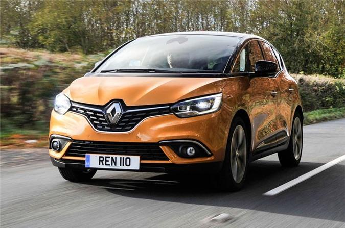8. Renault Scenic.