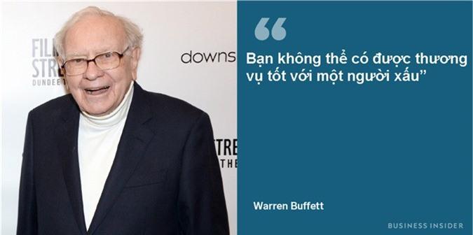 13 cau noi bat hu cua nha dau tu huyen thoai Warren Buffett hinh anh 2