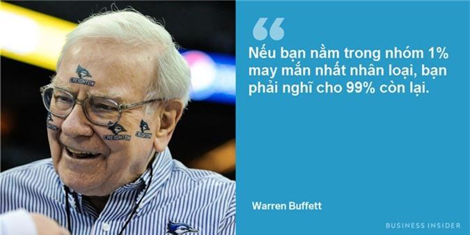 13 cau noi bat hu cua nha dau tu huyen thoai Warren Buffett hinh anh 12
