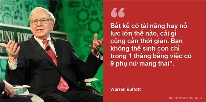 13 cau noi bat hu cua nha dau tu huyen thoai Warren Buffett hinh anh 4