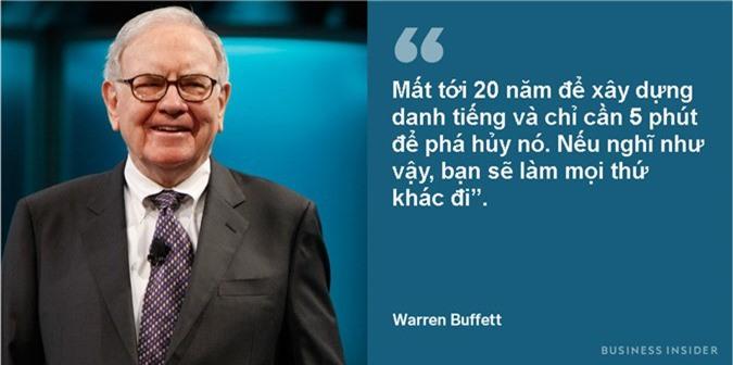 13 cau noi bat hu cua nha dau tu huyen thoai Warren Buffett hinh anh 5